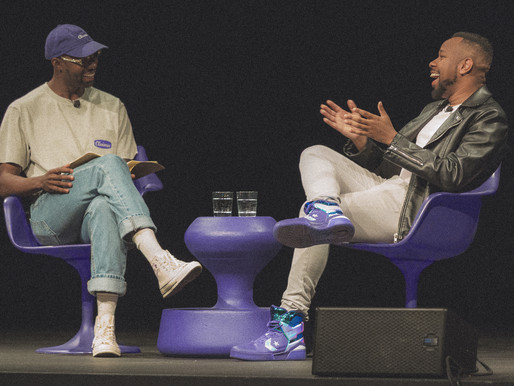 Claima 'Stories' Unlocks the Sportswear Industry at the African American Footwear Forum