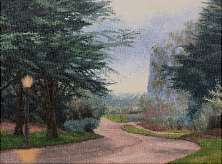 Sofen, Jeanne Rosen-Towards The Beach, D
