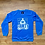 Thumbnail: Fawty Years Sweatshirt - Blue