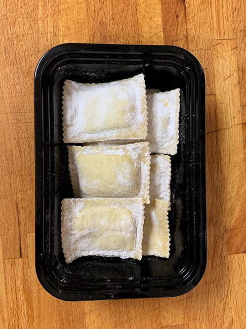 Fresh Ravioli Box (ask the flavor of the day)