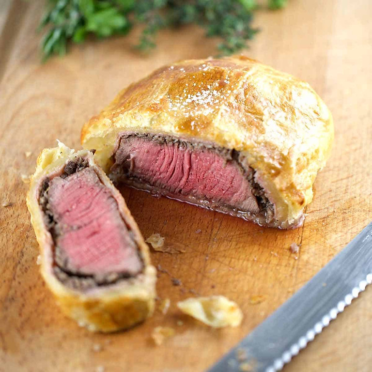 SPECIAL EVENT: 4COURSE MENU BEEF WELLINGTON by TREVI PASTA