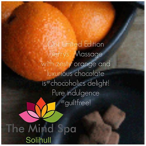 Limited Edition Chocolate/Orange Body Treatment