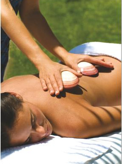 Hot Lava Shell Relax Full Body Treatment