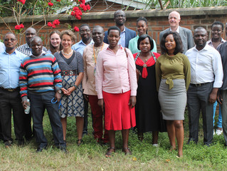 Echografietraining Malawi