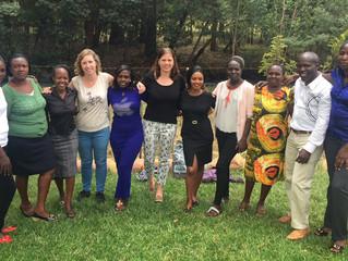 Child Life Program: begeleiding van kinderen met kanker in Eldoret, Kenia