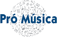 Logotipo Pró Música