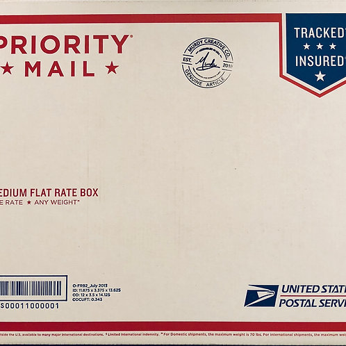 Priority Mail Flat Rate Medium Box