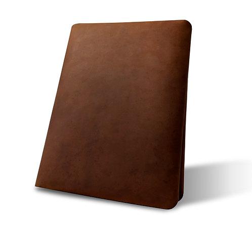 Murdy No. 3 Refillable Leather Folio - Ellicott & Co