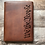 Thumbnail: We The People Executive Cut - Refillable Leather Folio