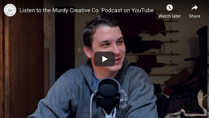 Murdy Creative Co Podcast