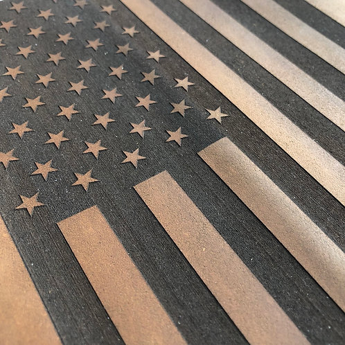 Custom Murdy No. 3 Large American Flag