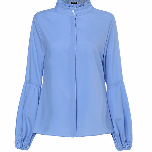 Trendy Blouse with Puff Sleeve