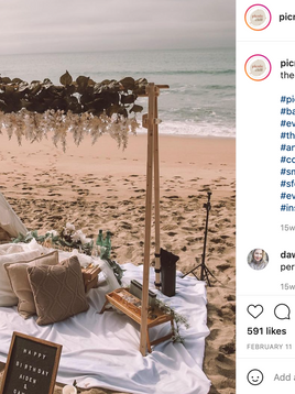 The New 2021 Trend: Luxury Picnic Planning