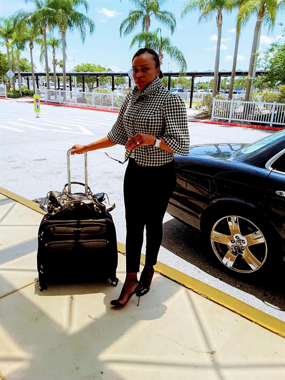 LongChamp Luggage & Samsonite