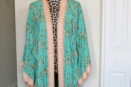 Bohemian Style Kimono