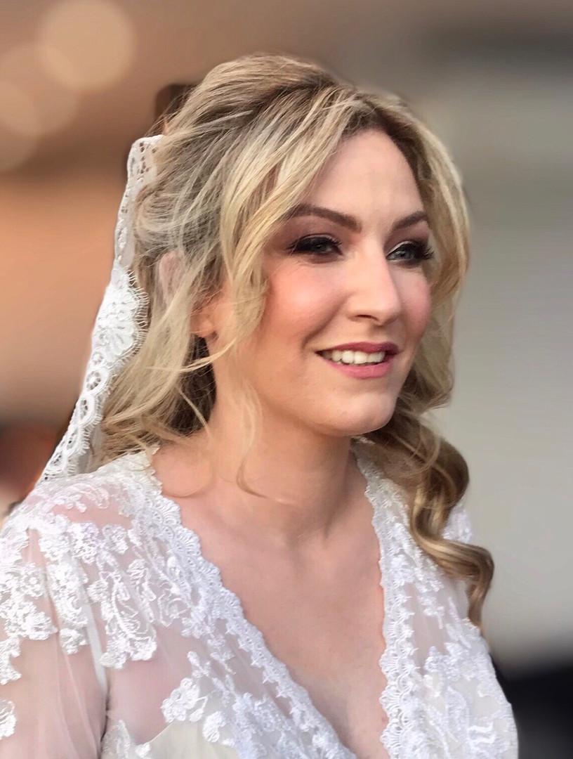 WEDDING HAIRSTYLE KENT