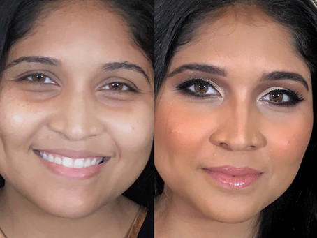 HOW TO COVER UNDER-EYE DARK CIRCLES.