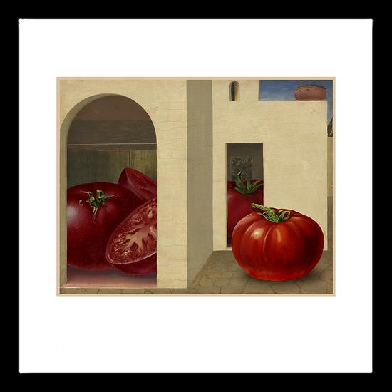Big Produce: Tomatoes