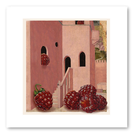 Big Produce: Raspberries
