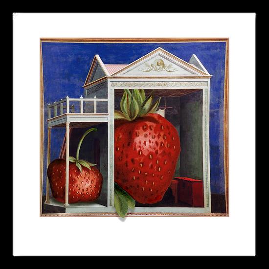 Big Produce: Strawberries