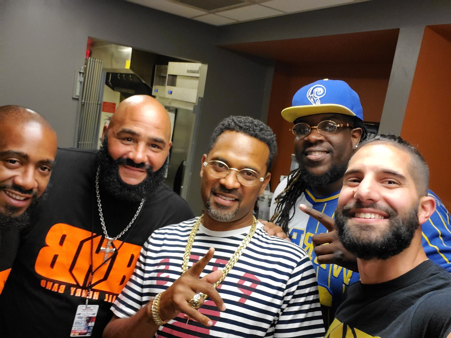 Live with Mike Epps @ Stage AE