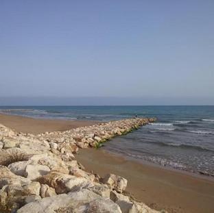Protection and nourishment of beach at Santa Maria del Focallo, Ispica (RG)