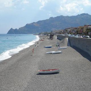 Protection and nourishment of beach in Santa Teresa di Riva (ME)