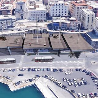Improvement of the Maritime Direction of lazio Building, Port of Civitavecchia