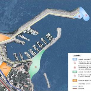 Environmental Impact Study for S.Nicola Marina enlargement project