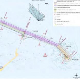 Termini Imerese (PA): completing main breakwater