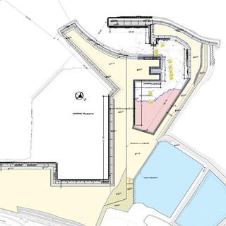 Service basin docks completion in Port of Civitavecchia