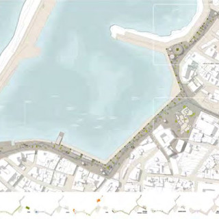 New waterfront in Pantelleria (TP)