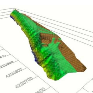 Morphobathymetric survey of Tremestieri Port (ME)