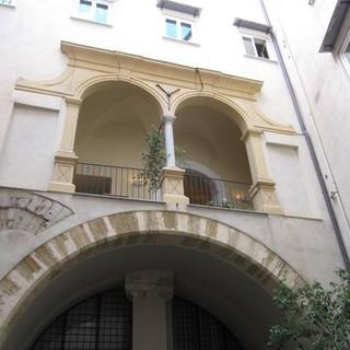 Restoring of Palazzo Atanasio Montededero, Palermo