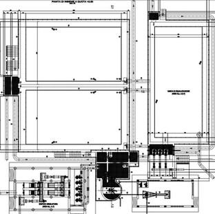 Development of sewage purifier in Gioia del Colle (BA)