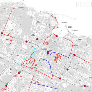 Water distribution network monitoring work in Puglia - lots 1/2/3/4/5/6
