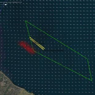 Environmental Impact Assessment deep dredging, Termini I. Gulf