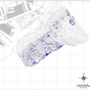 bathymetric survey at SMEB Pier, Messina