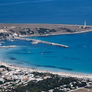 Urgent beach nourishment action in San Vito Lo Capo (TP)