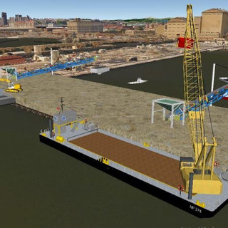 Port of Napoli Dredging