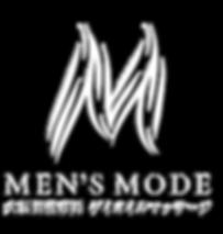 大阪南森町ゲイオイルマッサージ メンズモード ロゴ
