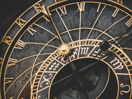 The benefits of time travel - Journaling