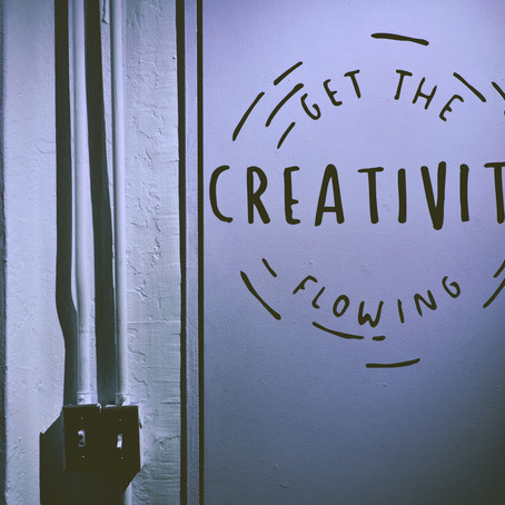 How to get creative?!
