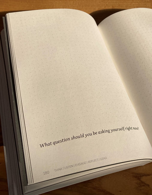 Open blank pages with a question.jpg