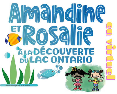 VISUEL- Amandine et Rosalie Lac Ontario.
