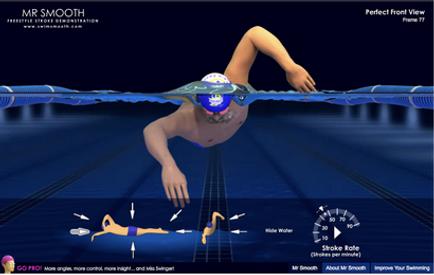 swim smooth wales app