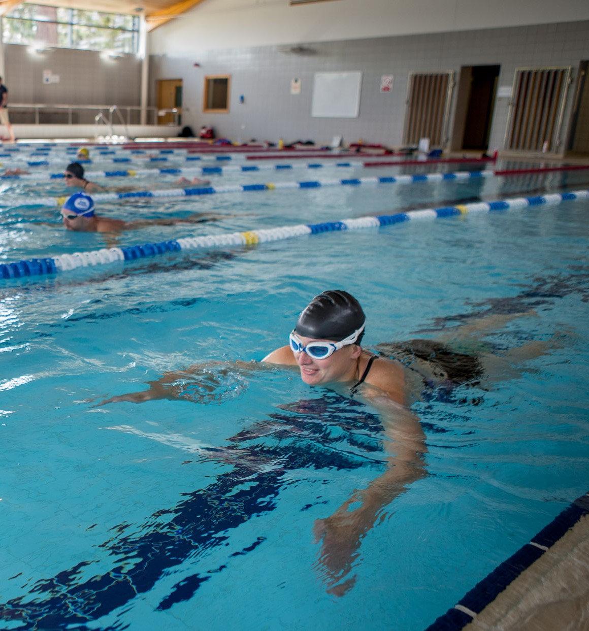 Pure Technique Indoor Swimming Session
