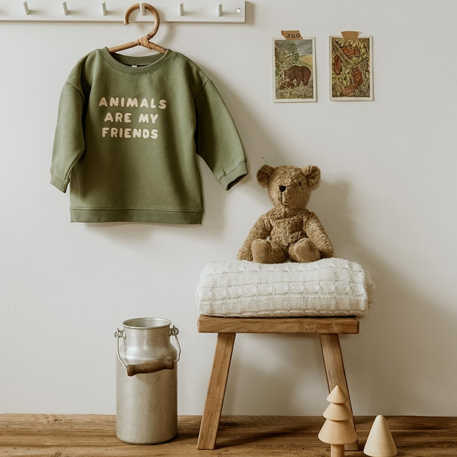 My favourite 5 sustainable baby clothing brands.
