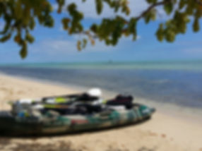 location de stand up paddle, kayak, velo et snorkeling a Maurice