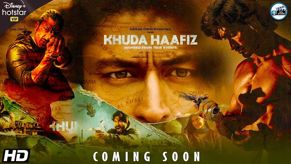 Khua Haafiz Title Song Lyrics Translation In English Khuda Haafiz